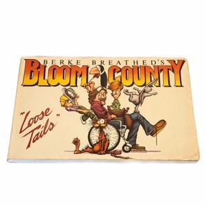 Bloom County Loose Tails Comic Book